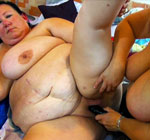 Old fat mature lesbians fucking